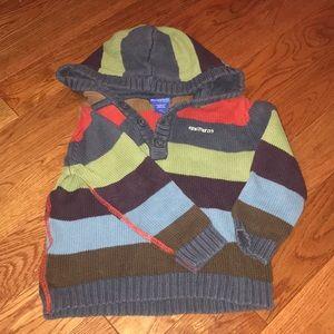 GENUINE KIDS Hooded Sweater